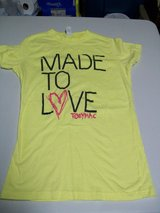 Toby Mac - Made to Love, Yellow shirt - S in Naperville, Illinois
