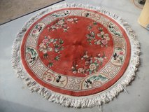 ***   Round Rug   *** in Yucca Valley, California