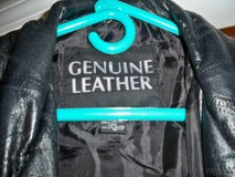 LADY'S MEDIUM FULL LENGTH LEATHER COAT in Fort Campbell, Kentucky