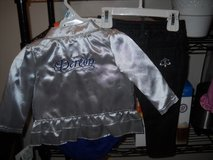 Infant girl Dereon 3pc w jeans new w\tags in Todd County, Kentucky