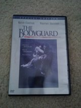 The Bodyguard dvd in Camp Lejeune, North Carolina