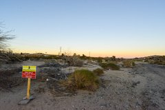 17,500 Sq Ft Parcel for Mobile Home/Single Family Residence in 29 Palms, California