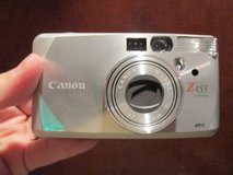 Collectors Item -- Canon Sure Shot Z155 Caption -- A 35mm Point And Shoot Film Camera in Kingwood, Texas