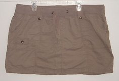 Maurice's Khaki Skirt In Women's Plus Size 2X in Plainfield, Illinois