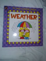 My First Learning Series - Weather book in Camp Lejeune, North Carolina