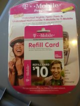 T-Moblie Prepaid Phone + $10 card- New in Pleasant View, Tennessee