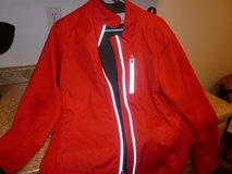 Red Women's nike xl Jacket Gray nike coat xl in Algonquin, Illinois