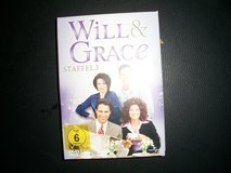 WILL AND GRACE SEASON ONE in Ramstein, Germany