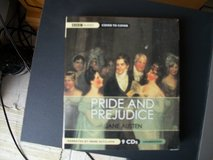 Pride and Prejedice  the book audio cd in Ramstein, Germany