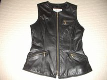 Leather Vest in Oswego, Illinois