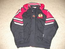 Chicago Blackhawks Parka in Oswego, Illinois