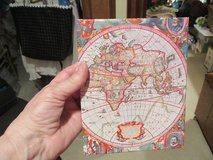 Hallmark World Globe Design Travel Journal in Kingwood, Texas