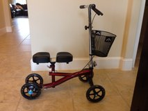 Knee scooter-use after foot or ankle surgery in Houston, Texas