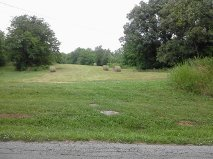 2 1/2 acres flat land in Fort Campbell, Kentucky