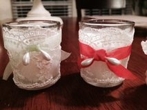 Vintage Wedding - Votive Candles in Conroe, Texas