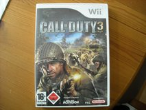 Wii Call of Duty 3 in Ramstein, Germany