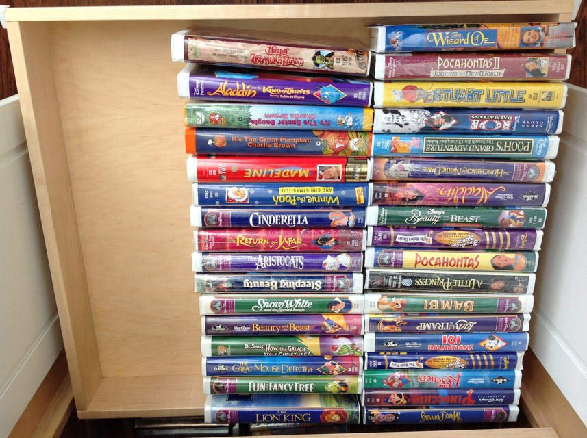 Vhs tapes movies for sale for Movie photos for sale